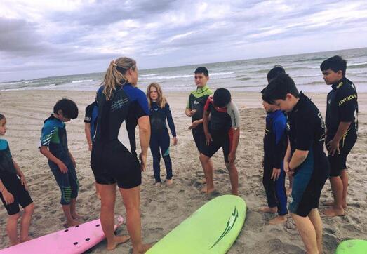 迈格森英语新西兰11日亲子游学营