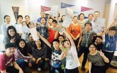迈格森教育迈格森留学预备中心workshop带孩子了解留学